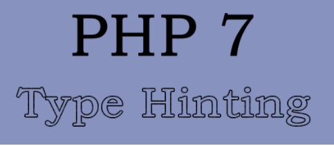 PHP Type Hinting