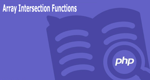 PHP Array Intersection Functions