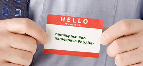 PHP Namespace Example