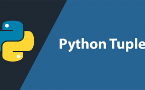 Python Data Types Part-3: Tuple in Python